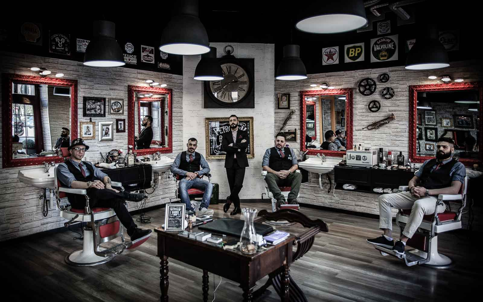 Homepage petrolium barber shop petrolium barber shop for Homepage shop