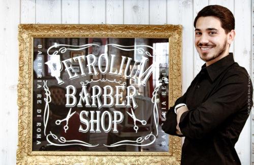 Petrolium Barbershop, i Barbieri, Vincent